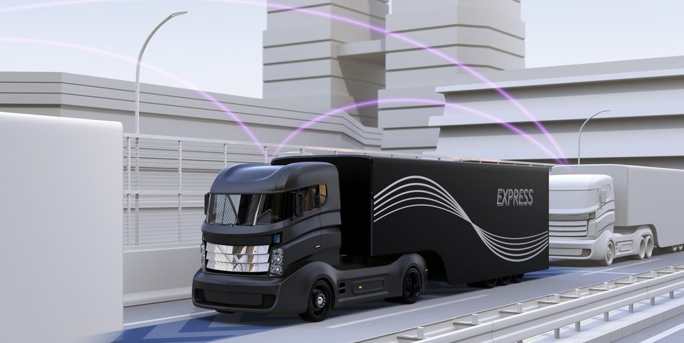 self driving vehicles in ai supply chain management